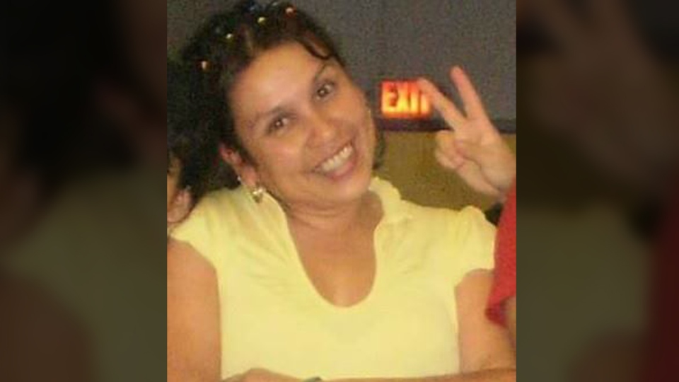 Lucy Granados lived in Montreal for nine years after she fled Guatemala. She was deported in April 2018 (The Solidarity City campaign / Facebook)
