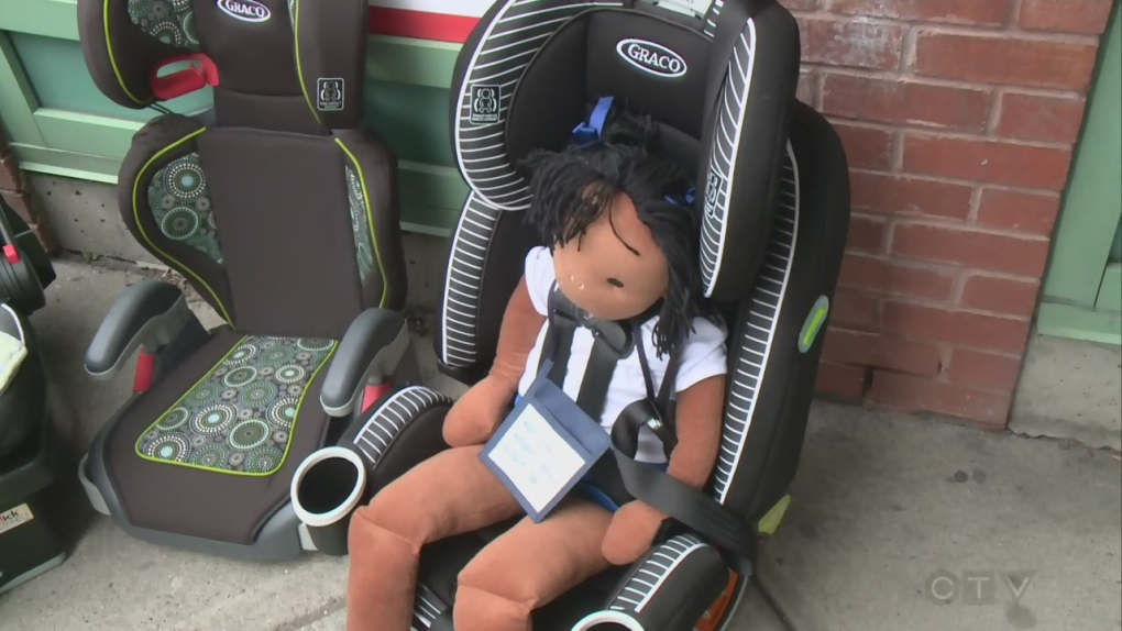 New car seat rules for kids go into effect on Thursday