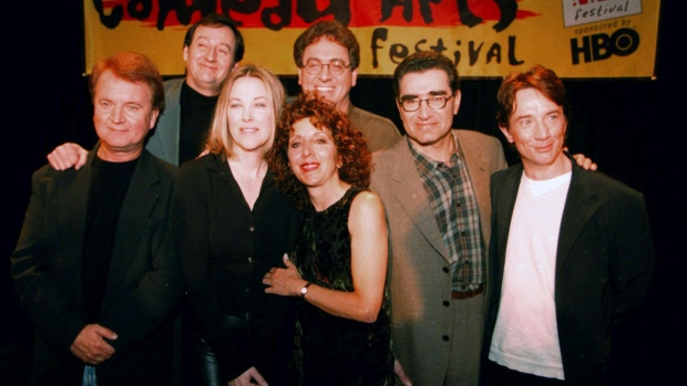 SCTV cast