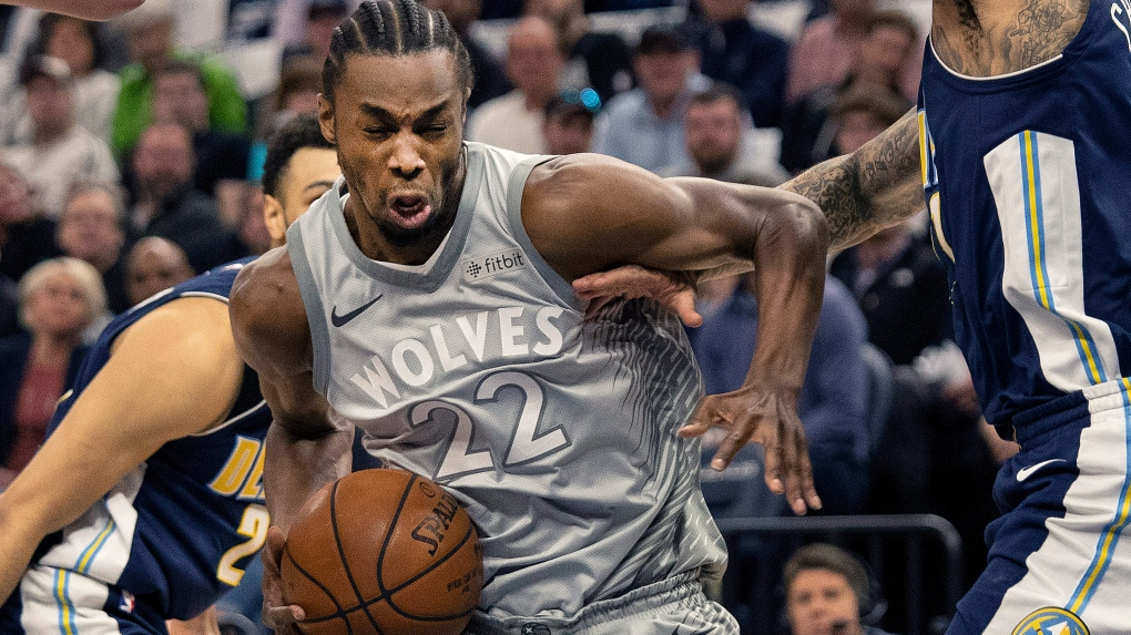 Timberolves Send Canadian Wiggins To Warriors For Russell Ctv News