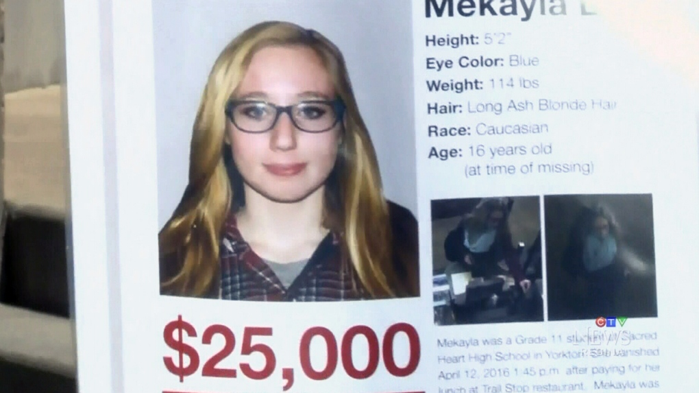 Mekayla Bali missing for two years