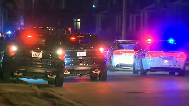 Man facing multiple charges after Brampton double shooting