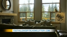 Foothills Hospital Home Lotto