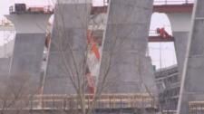 New Champlain Bridge update