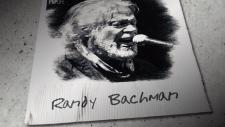 Pop Life: Randy Bachman sketch