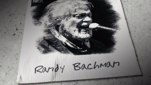Pop Life: Randy Bachman sketch