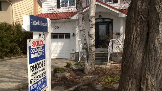 Housing sales up 10.2% in Ottawa