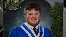Bus crash victim Brody Hinz