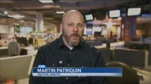 Martin Patriquin April 13
