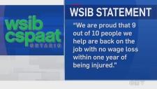 WSIB Statement