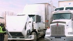 Sask. truck drivers call for mandatory training