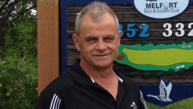 Bus driver Glen Doerksen