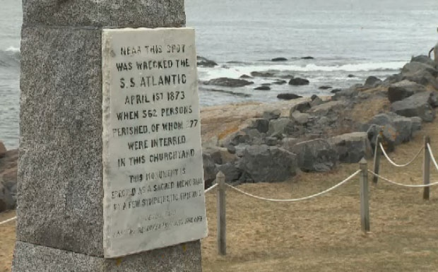 The shipwreck had a long last impact on the communities of Lower Prospect and Terence Bay, where a monument was erected in 1915 in memory of those who perished.