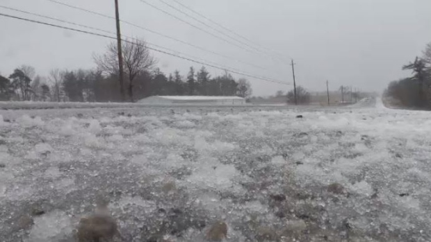 Southern Ontario hit by ice storm