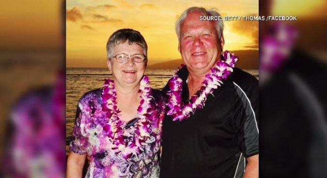 Frank and Betty Thomas