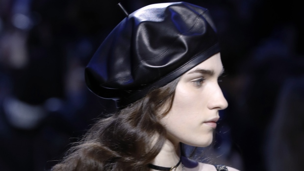 Maria Grazia Chiuri revived the beret