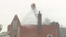 100-year-old home near Sebringville destroyed