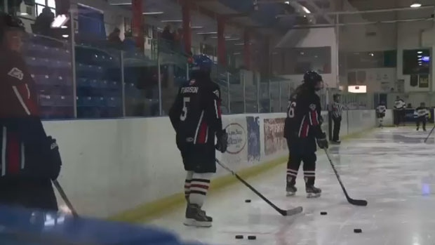 Registration numbers were down by more than 1,000 players from last year across the province according to Hockey Nova Scotia's preliminary numbers.