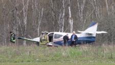 Pitt Meadows plane