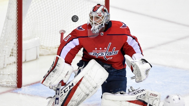 NHL playoff scores  Blue Jackets beat Capitals to take 2-0 lead in ... 5c7a4396bb4