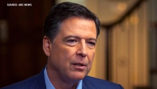 The James Comey interview headlined a busy weekend