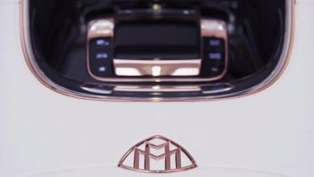 Mercedes-Maybach teaser image