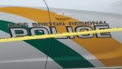 A man in in critical condition with serious injuries after being hit by a vehicle Friday night in Sydney, N.S.