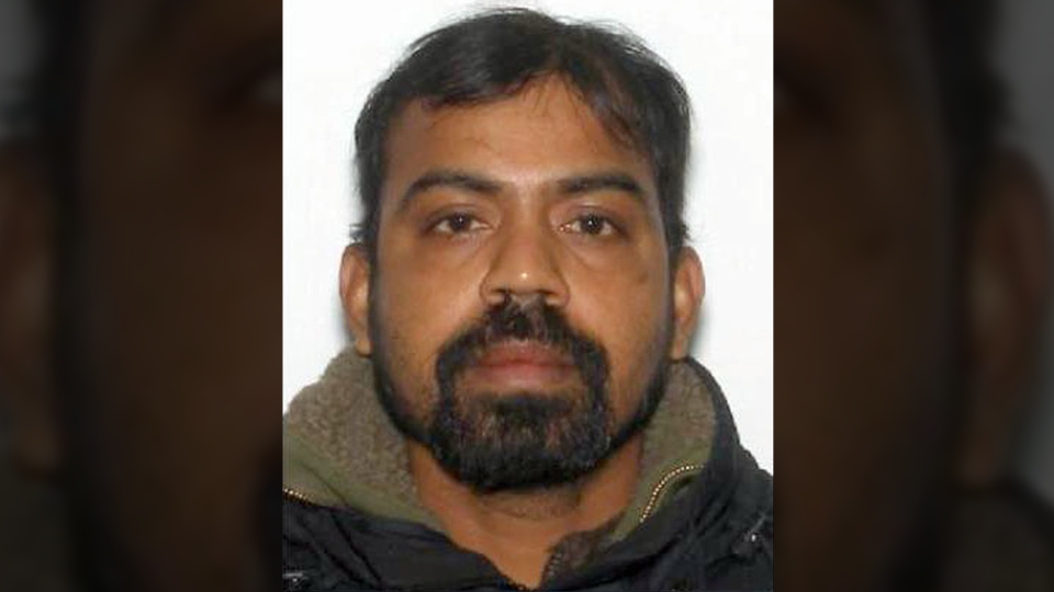 Kirushna Kumar Kanagaratnam is seen in this photo released by Toronto police.