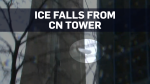 CN Tower closes due to falling ice
