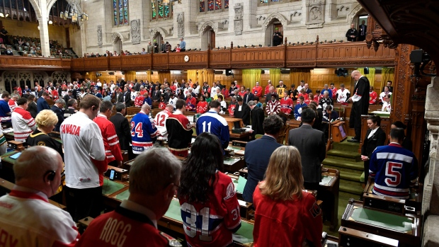 Humboldt Broncos House of Commons