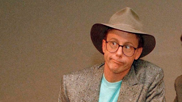 Night Court actor Harry Anderson