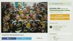 Broncos crowdfunding cash to go to memorial fund