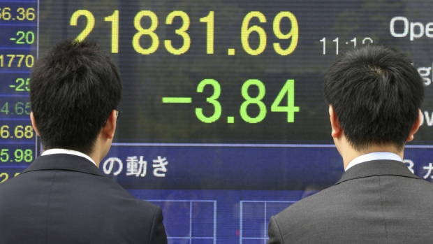 Markets rise despite U.S.-China tension concern