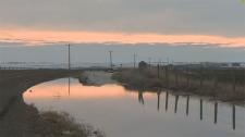 Siksika Nation, flooding, overland flooding, Vulca