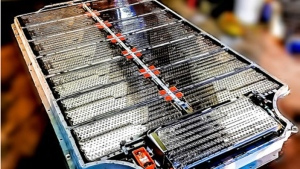 Tesla Model S battery (Tesla)