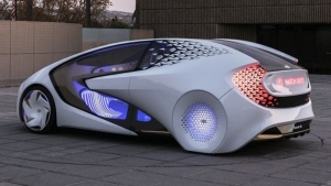 Toyota Concept-i (Toyota)