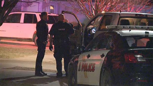 Lethbridge police, LPS, gunshots, Heritage Blvd. D