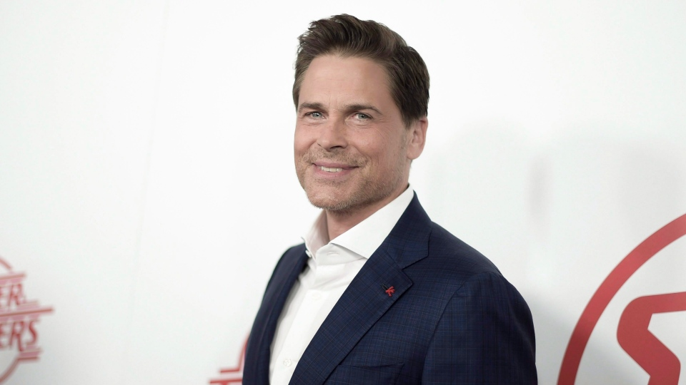 Rob Lowe attends the LA Premiere of 'Super Troopers 2' at ArcLight Hollywood on Tuesday, April 11, 2018, in Los Angeles. THE CANADIAN PRESS/AP-Photo by Richard Shotwell/Invision/AP