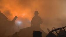 Montreal fire department visible minorities