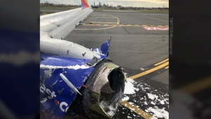 Southwest plane engine failure