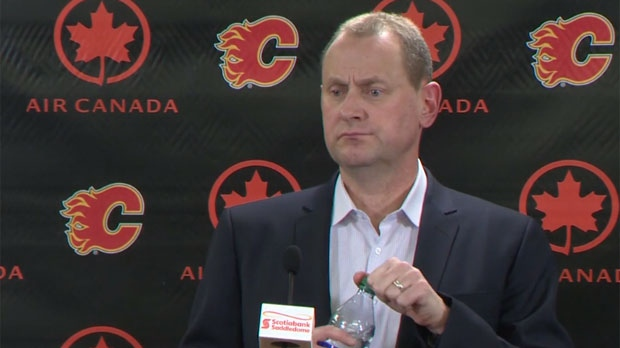Calgary Flames to name new head coach today