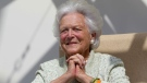 Former first lady Barbara Bush has died at the age of 92, a family spokesperson said in a statement on Tuesday.