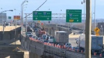 Montreal Quebec traffic