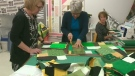 Binding a community: Humboldt's Haus of Stitches