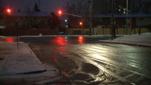 Police were called to Cedarwood Dr. and Walkley Rd. area  for reports of a shooting around 10:40 p.m. on Tuesday, Apr. 18, 2018(CTV Ottawa)