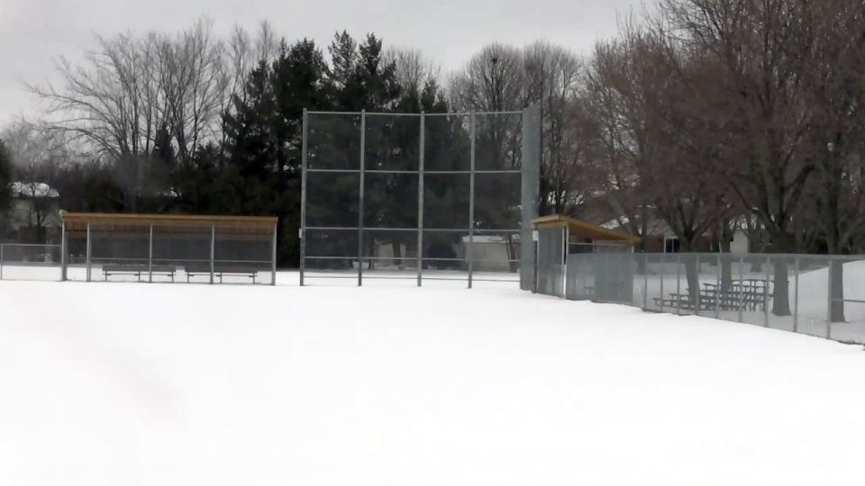 Waterloo baseball diamond