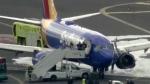 Tragedy aboard plane