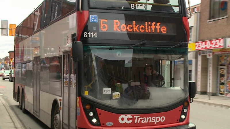 OC Transpo cancellations