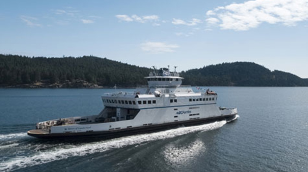 Ferry vessel to Salt Spring to be temporarily replaced for upgrades