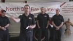 North Bay firefighters raise $20,000 with calendar